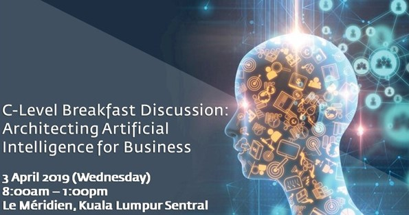 C-Level Breakfast Discussion: Architecting Artificial Intelligence for Business